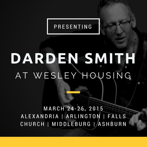 Be An Artist: Residents Write and Perform Original Songs with Darden Smith at Wesley Housing