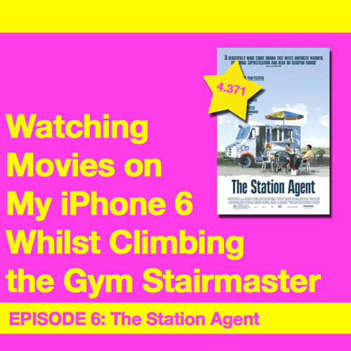 Movie Review 6: The Station Agent (2003)