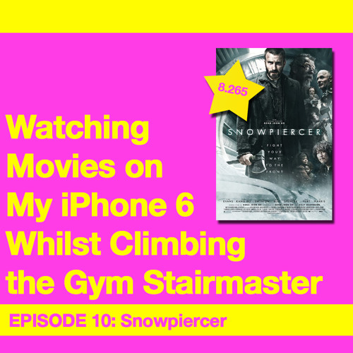Movie Review 10: Snowpiercer (2014)