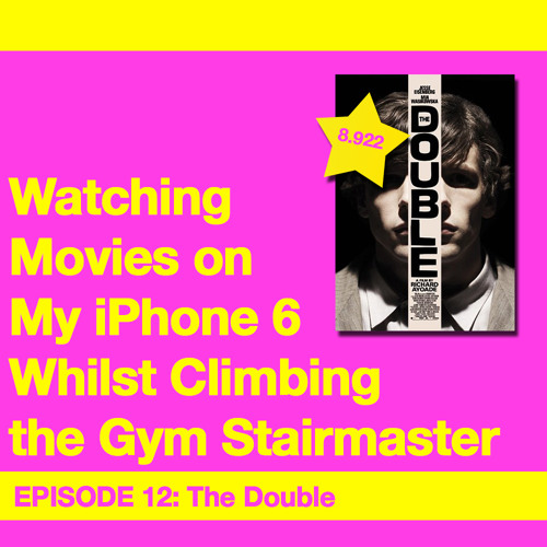 Movie Review 12: The Double (2014)