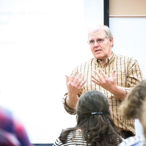 Studying Community Development | Prof. Steve Corbett