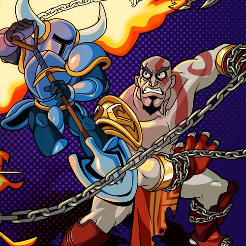 Shovel Knight on PlayStation: Kratos Battle Clip