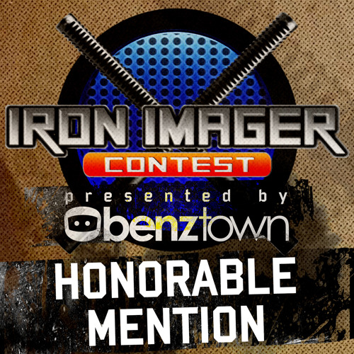 Iron Imager 2015 - Dylan Rudisill