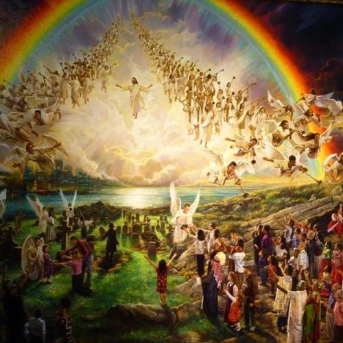 روح الحياة روح القيامة...في ضيقي دعوتك ياربي...الملك ببهائه
