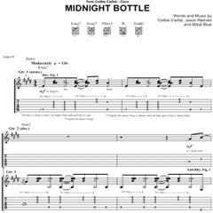 [Request] Colbie Caillat - Midnight Bottle (Cover)