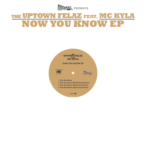 The Uptown Felaz feat Mc Kyla - Now You Know (Kid Panel Rmx)OUT NOW!!!