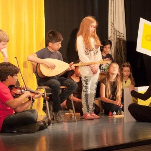 MUMIENSCHANZ Im RBB Kulturradio Klassik für Kinder,  7.9.2014 von Sigrid Hoff