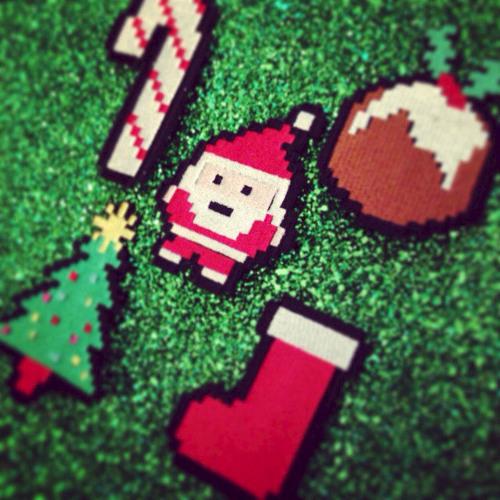 Jingle Bells ( Vive Le Vent ) 8-Bit / Chiptune