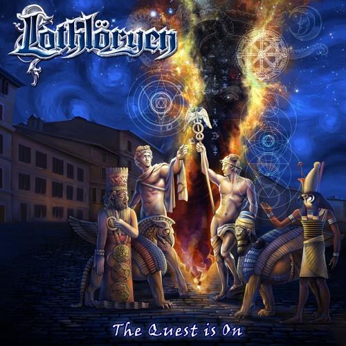 Lothlöryen - The Quest Is On
