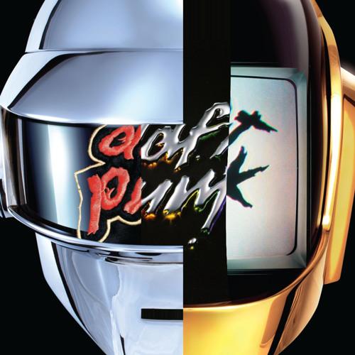 Daft Punk Again (17-song Mashup)