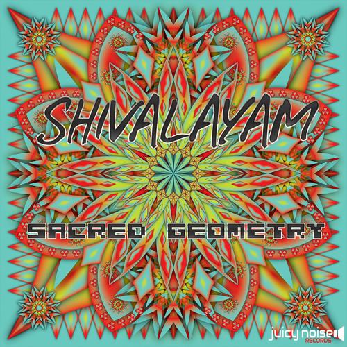 Shivalayam - Sacred Geometry EP (JNR038-2015)