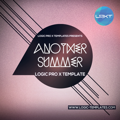 Another Summer Logic Pro X Template