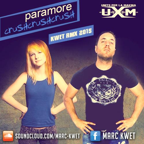 Paramore crushcrushcrush (arctic moon remix) [free download.