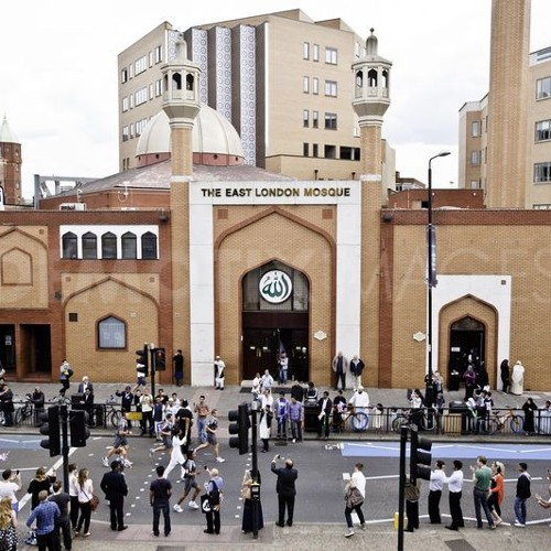East London Mosque call to prayer