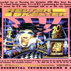 SCORPIO B2B PRODUCER-HELTER SKELTER - THE FINAL COUNTDOWN NYE 98 - 99 (TECHNODROME)