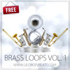 Brass Loops Vol . 1 - Free download by Georgevbeats [98 BPM]
