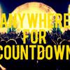 Tiesto vs. Dzeko & Torres Remix vs Hardwell - Anywhere For Countdown (JAVARAVE Remix)