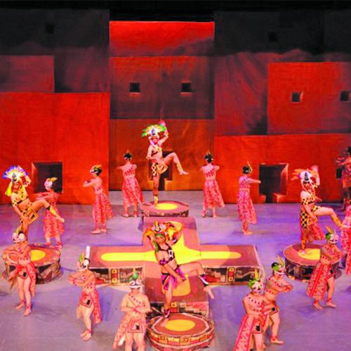 Festival Nuevo Paquimé