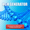 HGH Generator - Deep Delta To Create HGH - Muscle Recovery - Immune Boost - Pain Relief
