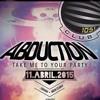 ABDUCTION 11/04/2015 - FULL LIVE SET