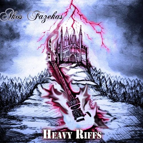 Akos Fazekas - Heavy Riffs