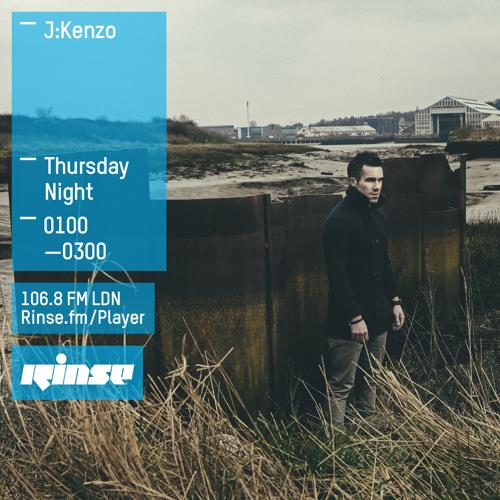Rinse FM Podcast - J:Kenzo