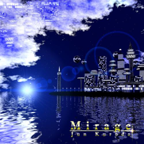 Jun Kuroda 1st album 「Mirage」 XFD