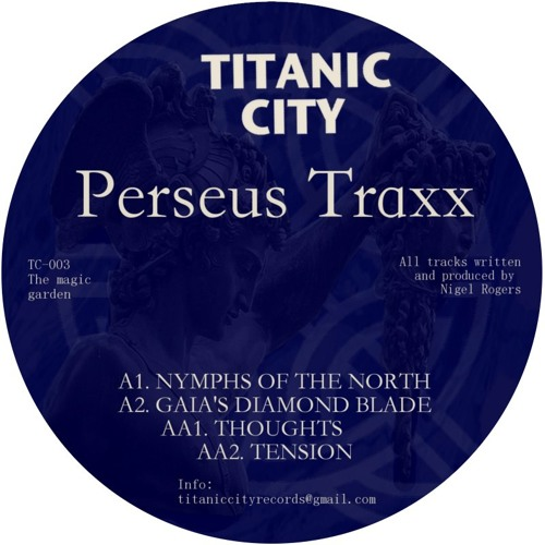 Perseus Traxx - The Magic Garden