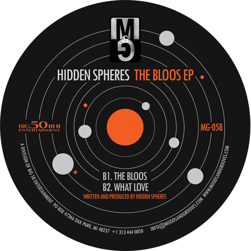 Hidden Spheres - The Bloos MG-058