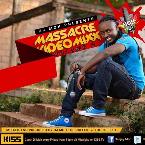 Dj Moh - Massacre Video Mix Vol 06(Reggae Reloaded) AUDIO