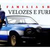 Familia Shake - Velozes E Furiosos Portada del disco