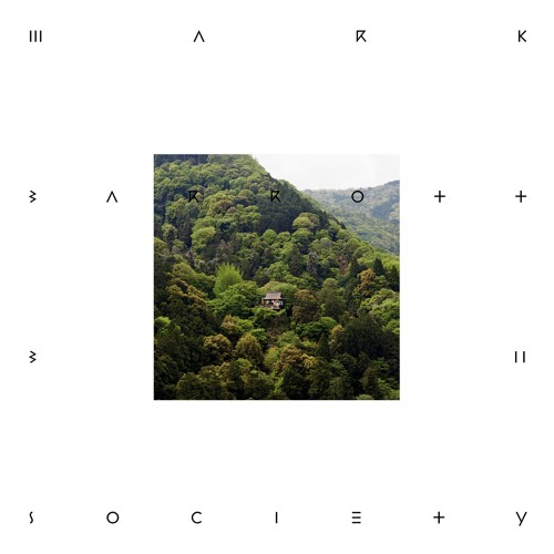 Mark Barrott - Bush Society (Release Date Vinyl/Digital - 27th of April)