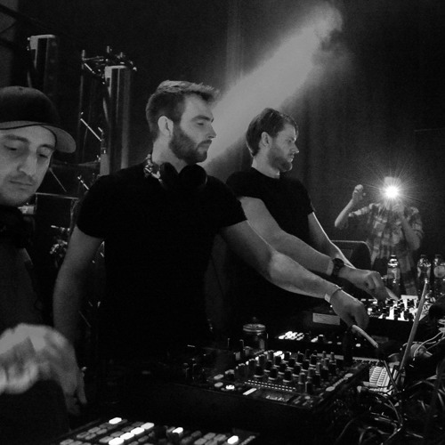 Niereich Vs Hackler & Kuch - Live @ Collision - 03-04-2015 - With Marco Bailey and Industrialyzer