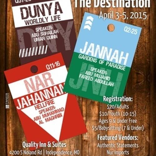 Fareed Abdullah Reminder - The Journey & The Destination