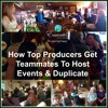 How 3 Top Producers Get Teammates To Host Events And Duplicate In Essante Organics