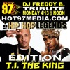 T.I. THE KING  TRIBUTE MIX BY