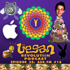 the Vegan Revolution Podcast #035 - ask.fm answers 16