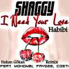 Shaggy, Mohombi, Faydee, Costi - Habibi (Hakan Gökan Remix)