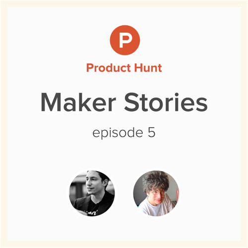 Maker Stories: Episode 5 w/ James Altucher