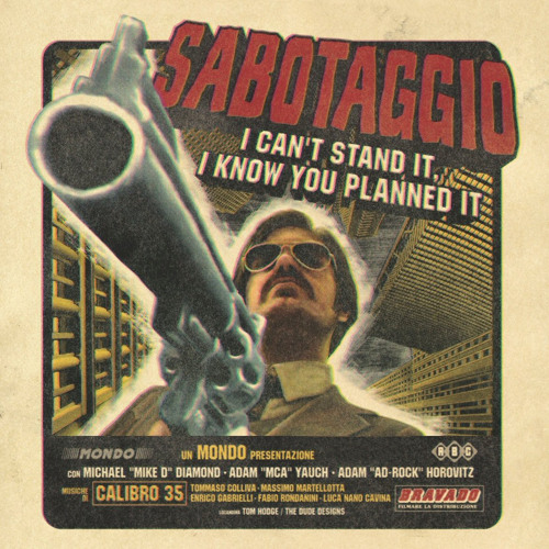 Calibro 35 vs Beastie Boys - Sabotaggio | Free Download