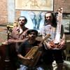 Belentung Bamboo feat Gegesek . Cole cello & Luther sitar ( sebuah komposisi musik tradisi yang di awali dengan bermain rasa dalam penjiwaan )  at Konser Kampung Jatitujuh