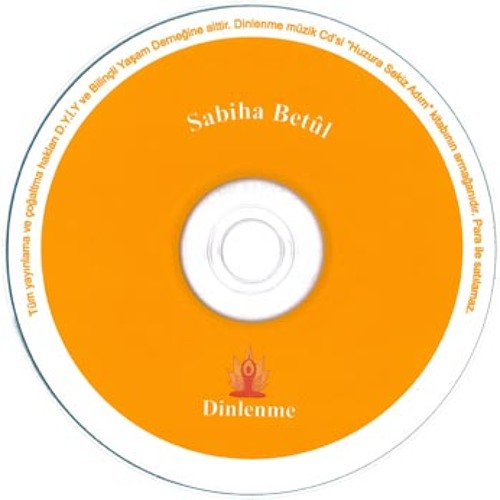 Dinlenme-Relaxation- SABİHA BETUL
