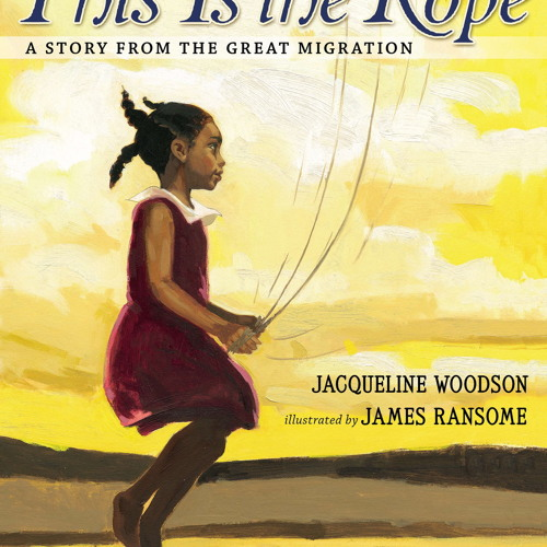 THIS IS THE ROPE By Jacqueline Woodson, Read By Channie Waites