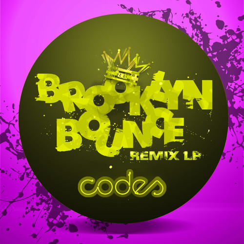 Codes - Brooklyn Bounce Remix LP