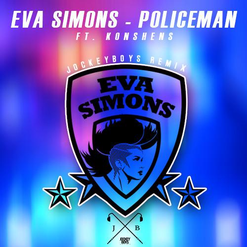 eva simons policeman