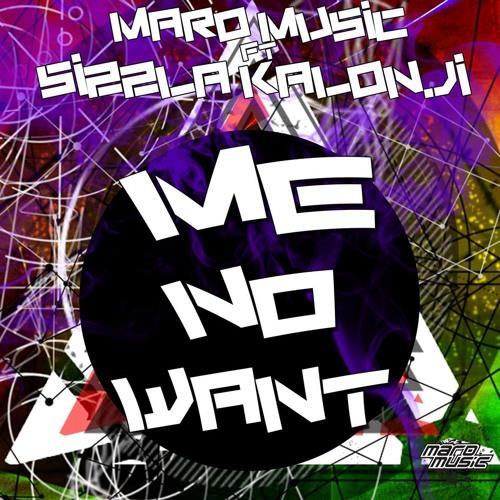 Maro Music Ft. Sizzla Kalonji - Me No Want