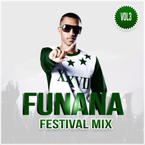 Dj miCheL [RM FAMILY] -  FuNana FesTiVaL Vol 3 [ 2013 ]