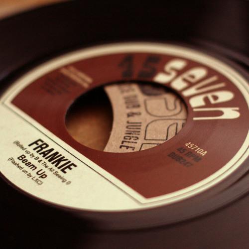 "Beam Up - Frankie (45710A, 7"", 2015)"