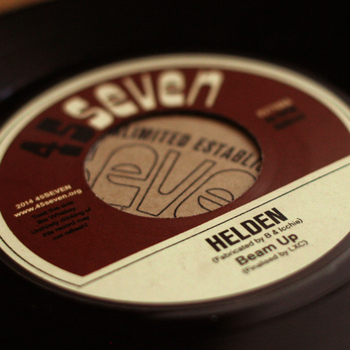 "Beam Up - Helden (45710AA, 7"", 2015)"