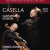 La Filarmonica della Scala Musica e Parole 15/4/2014 DVD Casella  - Intervista a Gianandrea Noseda